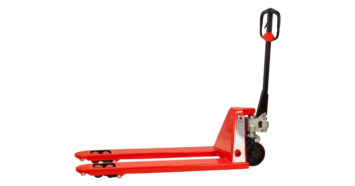 RYDD sin jekketralle er solid og god, og hjelper deg med å flytte tung last.