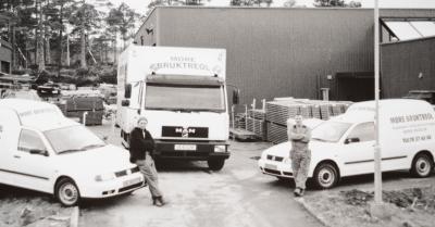 Fra Møre Reolsystem til RYDD
